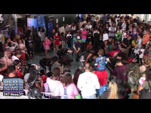 In Motion School Of Dance At BUEI Halloween Party, October 29 2016