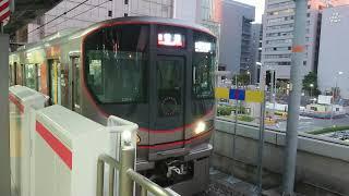 JR 大阪環状線 発車 大阪駅