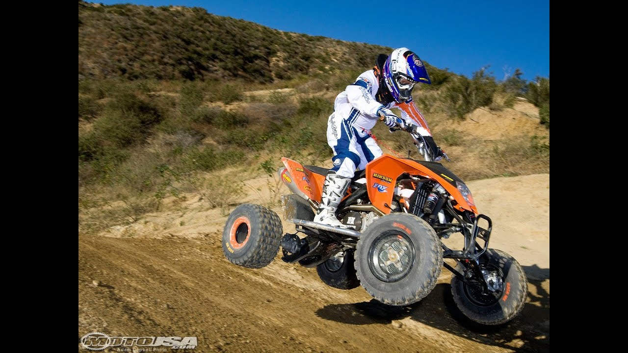 Ktm  Atv Review
