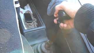 Коробка передач Opel Kadett
