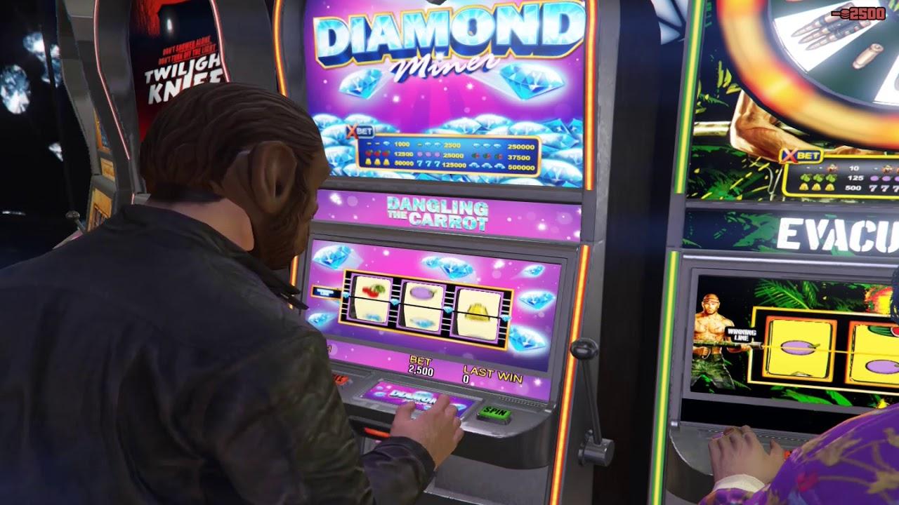 Glücksspiel auf linie