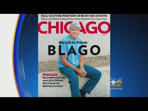 Blagojevich Behind Bars: 'He's More Mellow, Sounds Humbler'