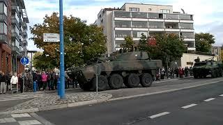 100 лет независимости Финляндии.  Военный марш!!!
