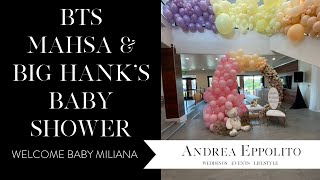 Download lagu Raiders Baby Shower - BTS of a Luxe Baby Shower for a Little Girl