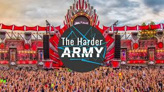 The Harder Army Best Of Hardstyle New Year Mix 2018