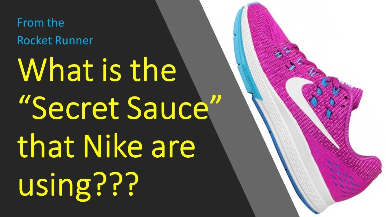 491ccdf35058 Nike Zoom Structure 19 - A stability shoe with secret sauce - YouTube