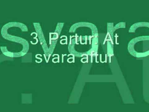 lær færøsk