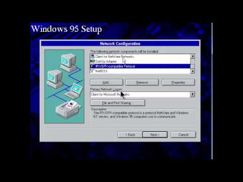 Upgrading from Windows 95 RTM to Windows 95 B or C