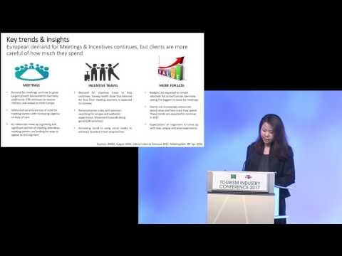 TIC 2017 | Sharing on MICE Travellers - Identifying Growth and Opportunities