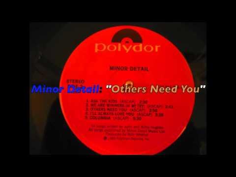 Minor Detail: 'Minor Detail' (Full VINYL Album Uploaded in 2160p 4k HD)