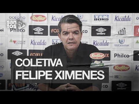 FELIPE XIMENES | COLETIVA (08/11/20)
