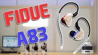 fidue A83 In Ear Headphone Video Review