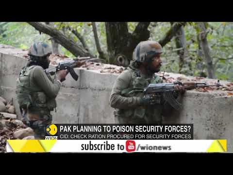 Pakistan MI, ISI planning to mix poison in ration of forces, J&K CID issues warning