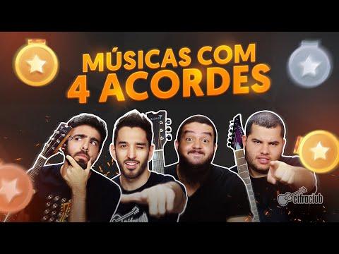 DESAFIO DOS ACORDES - com  Leo Fofão Caico e Vinny