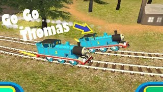 Go Go Thomas Mobile Game