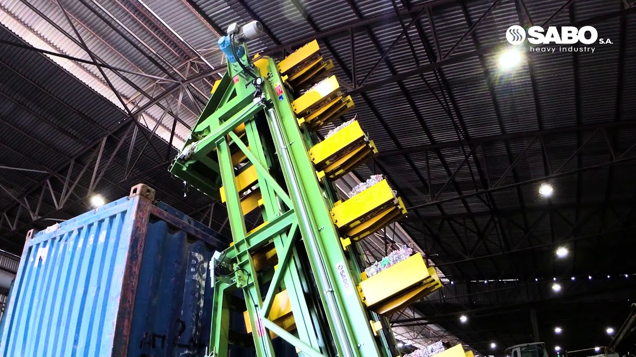 Automated Scrap-Handling System for the Aluminium Recycling Industry