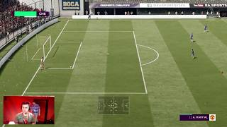 GAMEPLAY FIFA 18 / MANCHESTER UNITED VS CHELSEA