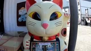 Beckoning Cat Slot Game Capsule Toy Machine