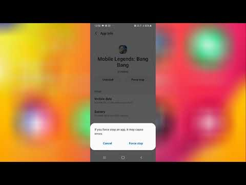 How To Fix Mobile Legend Crash On IOS Android Problem Solved