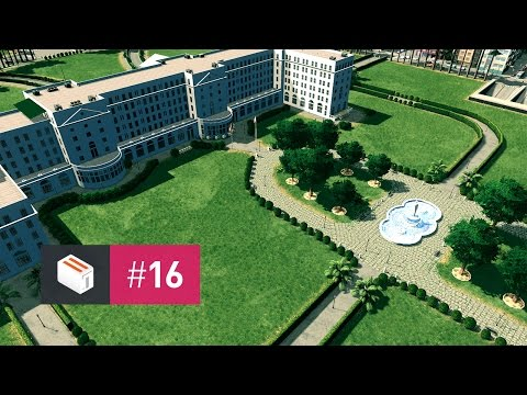 Let's Design Cities Skylines — EP 16 — Government House
