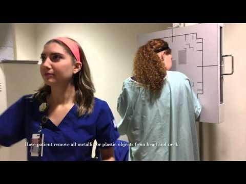 Facial Bones Projections - X-Ray