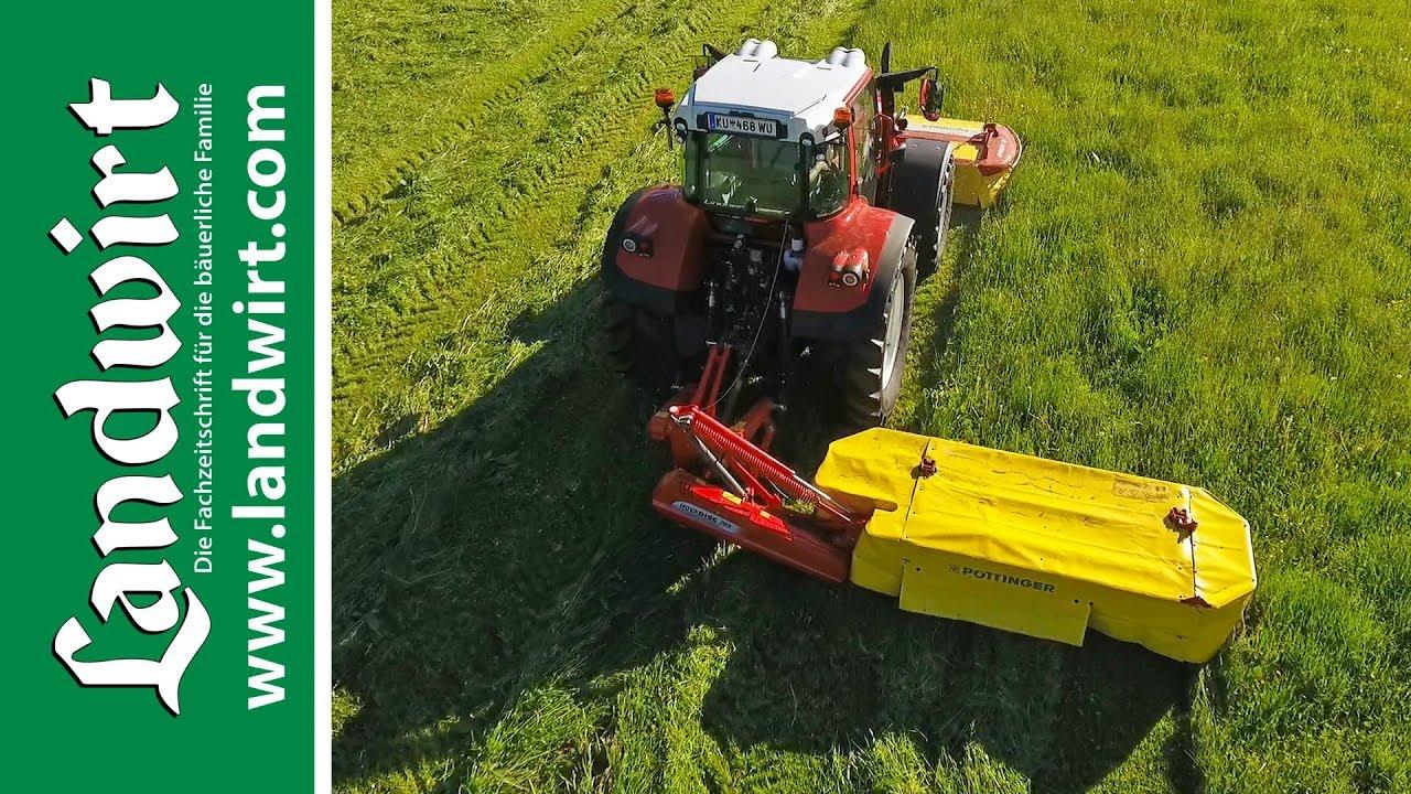 Prächtig Mähwerk richtig einstellen | landwirt.com - YouTube &PD_36