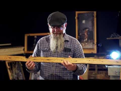 DIY frame ideas using reclaimed wood in Detroit 2 of 9