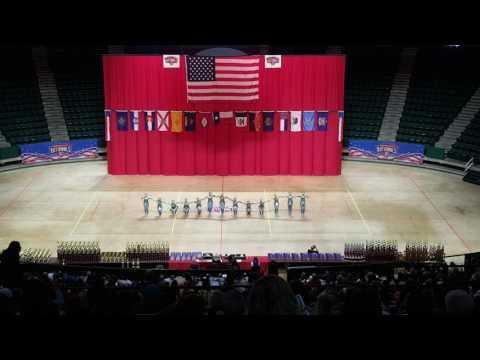 Sapulpa High School Ping Ping Team Kick at ADTS Nationals 2017