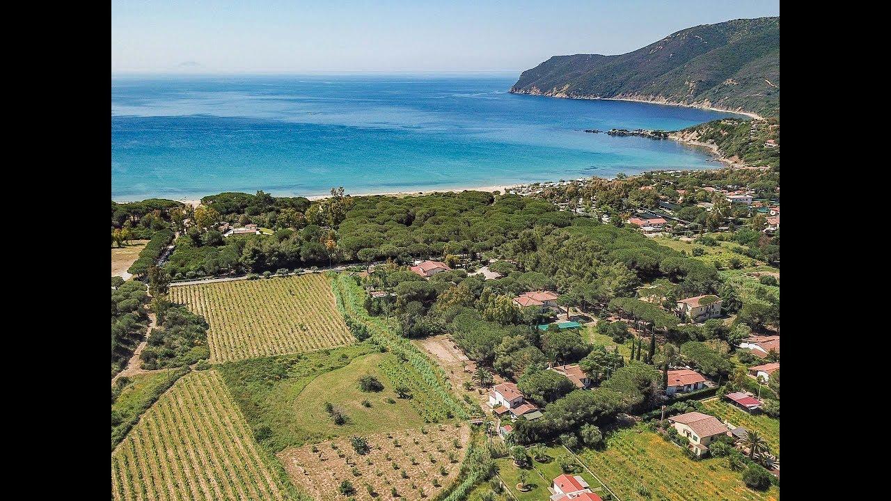 Appartamenti Isola d'Elba, case in affitto, Ville sul mare ...