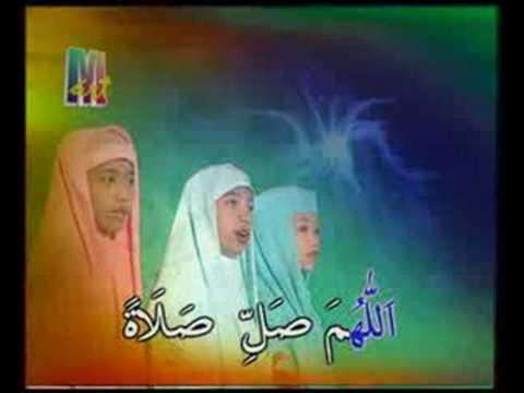 Wafiq Azizah-Sholawat Nariyah