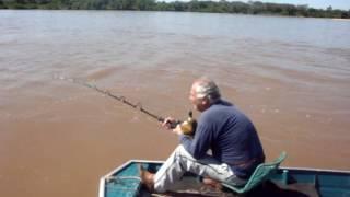 Baixar Pescaria no rio Araguaia em Luiz Alves (GO) Ademy Gusmão e Rodrigo de Freitas