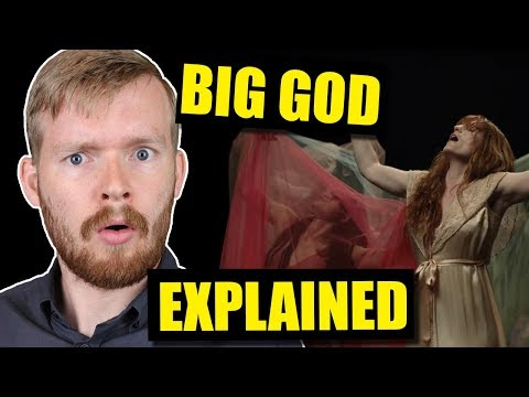 """Big God"" by Florence + the Machine Is SOO DEEP 