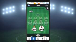 Fantasy Manager Football 2015 Gameplay