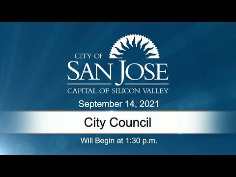 SEP 14, 2021 | City Council