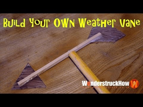 Build Your Own Weather Station Part 3 - A Weather Vane