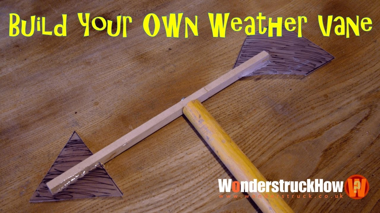 Build Your Own Weather Station Part 3 - A Weather Vane ...