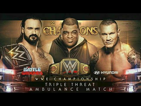 Download WWE Clash of Champions 2020 - Official And Full Match Card HD (2160p60)