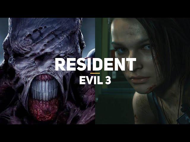 Resident Evil 3 Remake (видео)