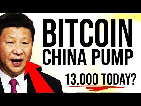 BITCOIN HYSTERIA 😳 Global FOMO - China Pump Explained... Programmer explains