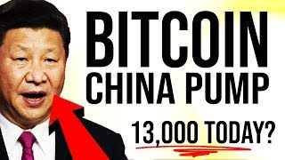 BITCOIN HYSTERIA 😳 Global FOMO - China Pump Explained... Programmer explains