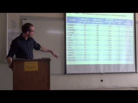 CSEP Paper 0, Lecture 4 | Growth of Least Developed Economies, Jostein Hauge