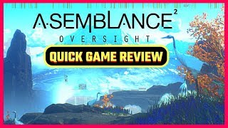 Asemblance 2: Oversight - Quick Game Review | The Ruby Tuesday