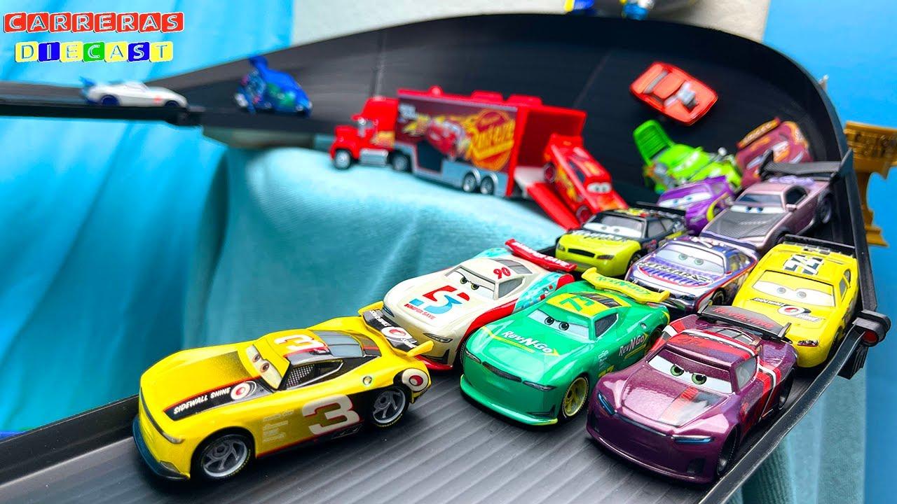 DISNEY CARS SUPER MONTAÑA DE VELOCIDAD La Gran Final