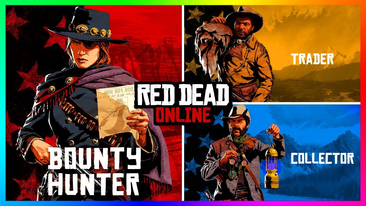 Red Dead Redemption 2 Update: Big news ahead Red Dead Online