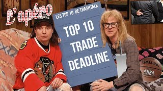 Top 10 transferts trade deadline All-Time
