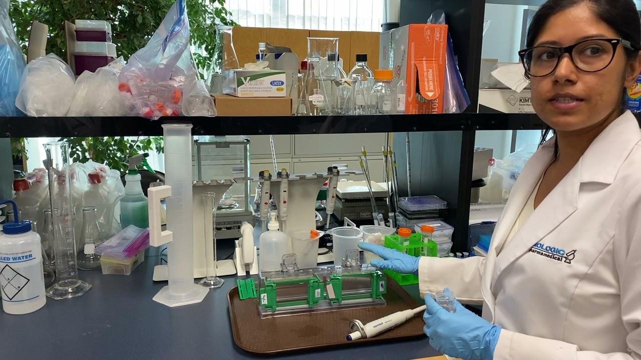 Biologic Pharmamedical Lab Tour