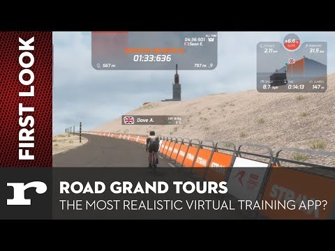 First Look - Road Grand Tours