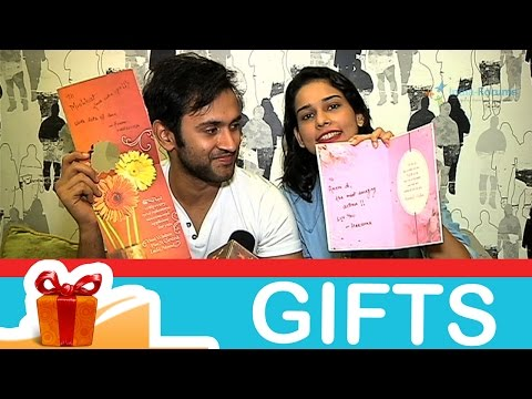 Aneri Vajani And Mishkat Varma Cute Chemistry | Birthday Special | TellyMasala from YouTube · Duration:  10 minutes 20 seconds
