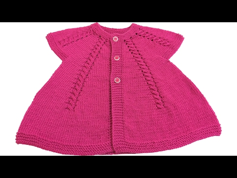 How to Construct a Whorled Baby Helmet? (From the Beginning Narration) - knitting models