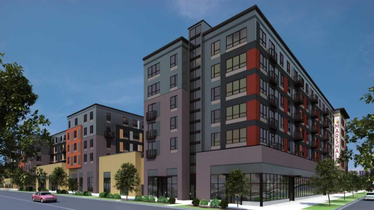 The Marshall | Minneapolis Minnesota Apartments | EdR ...